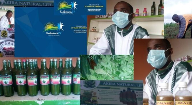 "UBUTUMWA BWA ""AKIRA NATURAL LIFE Ltd"" BWIFURIZA ABAYOBOZI, INGABO Z'IGIHUGU N'ABAKILIYA UMUNSI MUKURU WO KWIBOHORA"