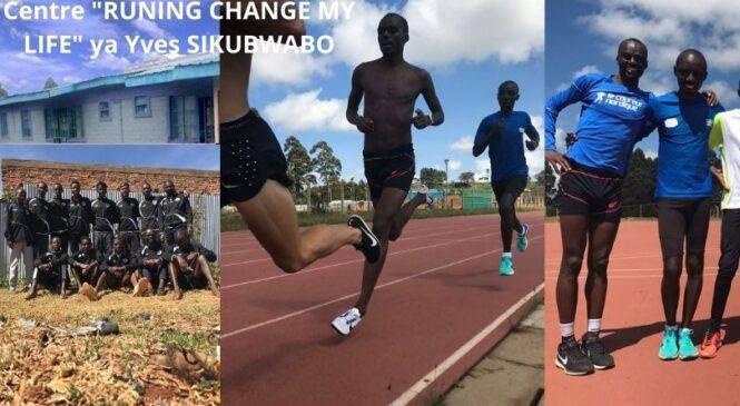 """Abanyarwanda bafite impano muri """"Athletisme"""" babyaze umusaruro ikigo cya Sikubwabo Yves kiri muri Kenya"""