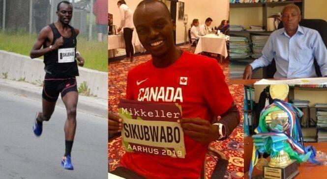 """Sikubwabo Yves asanga Nkezabo ari we wa mbere mu Rwanda witangiye """"Athletisme"""" kurusha abandi"""