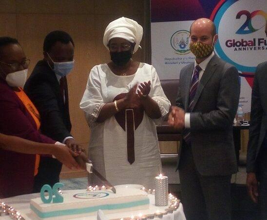 Global Fund yavuzwe imyato nyuma y'imyaka 20 itanga ubufasha