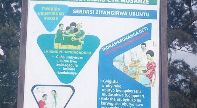 Musanze: Ingaruka nyinshi ku rubyiruko rutaganirizwa ku buzima bw'imyororokere