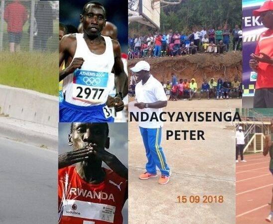 "Disi Dieudonné na Yves Sikubwabo nibo bafitanye ikibazo na Peter Ndacyayisenga-Mubiligi uyobora ""Athletisme"" y'u Rwanda"