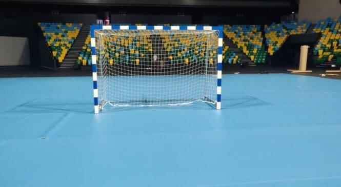 Handball igiye gutangira gukinirwa muri Kigali ARENA, inkuru yashimishije abatari bake