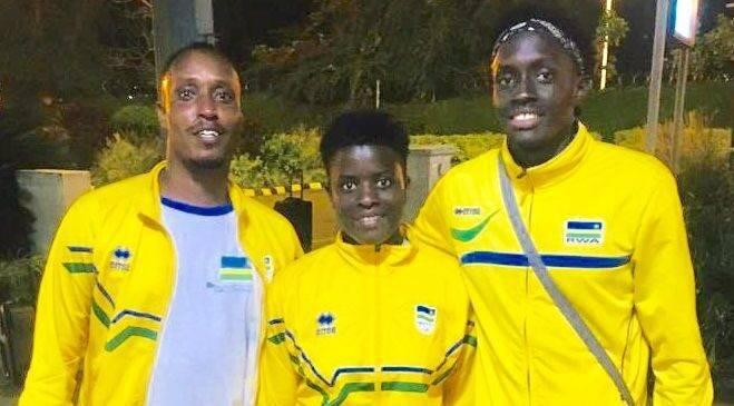 Koga: Abakinnyi batatu baserukiye u Rwanda muri Shampiyona ya Afurika, Eloi arahatana kuri uyu wa Gatatu